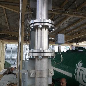 Contador de Turbina TIB-100 - Carga de cisternas de aceite vegetal