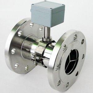 TIB-80 Medidor de Flujo de Turbina