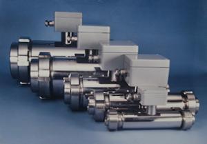 Modelos antiguos de caudalímetros de Turbina inoxidable TIA con rosca NW