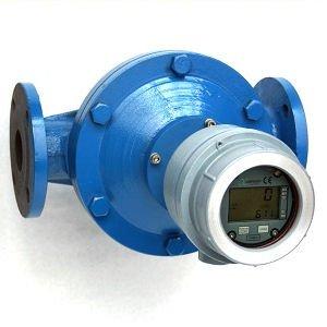 Caudalímetro de Ruedas Ovaladas RFH-50 VE-03M