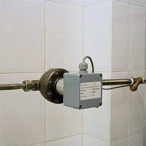 Caudalímetro RFI-08 para dosificar un aroma