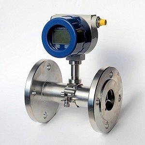 Caudalímetro de Turbina TIB-50 con cabezal VE-03/SIA