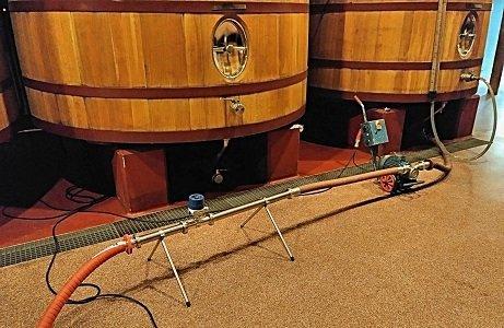 Coupages o mezclas de vinos
