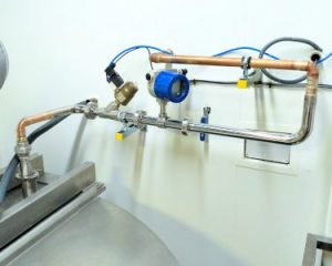 Caudalimetro TIA-32 con cabezal Dosificador CDE-06CB