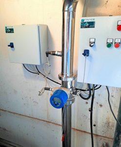 Caudalimetro TIA-80 con Cabezal Dosificador CDE-06CB